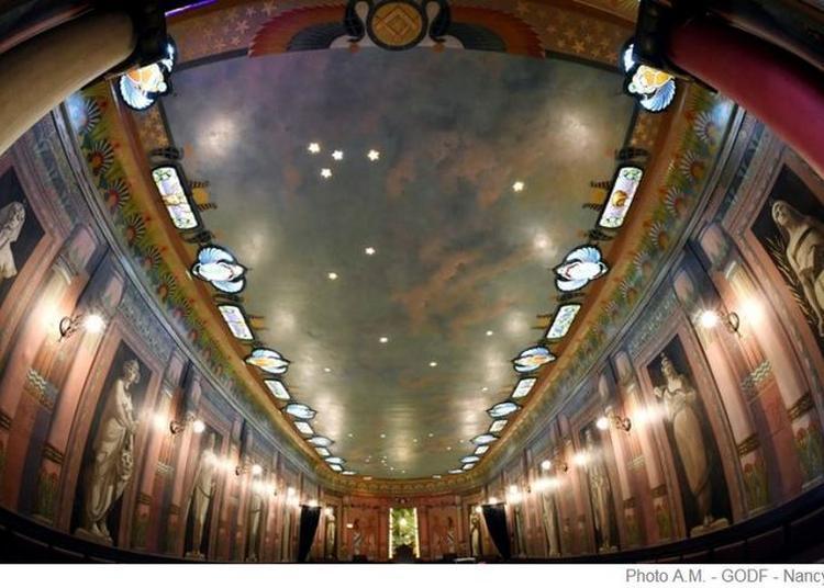 Visite Commentée Du Temple Maçonnique Grand Orient De France à Nancy