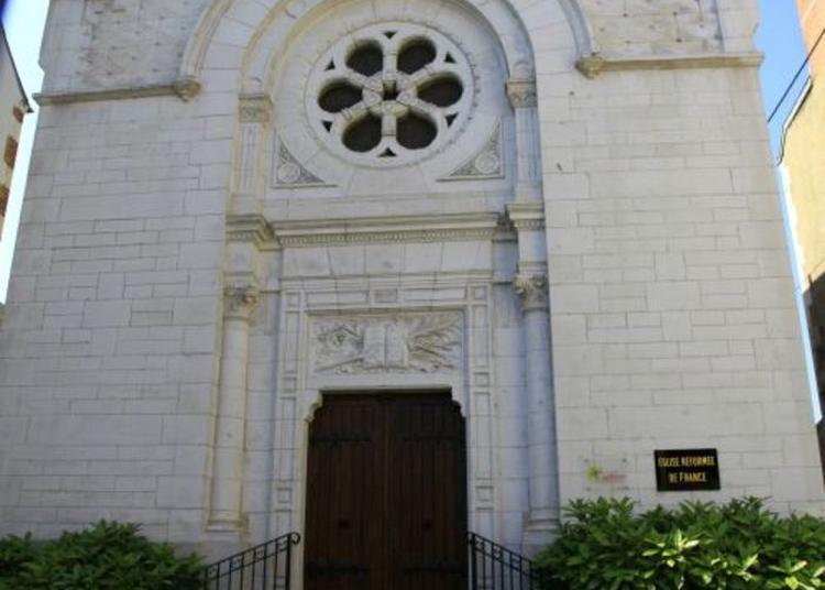Visite Commentée Du Temple Protestant De Montluçon à Montlucon
