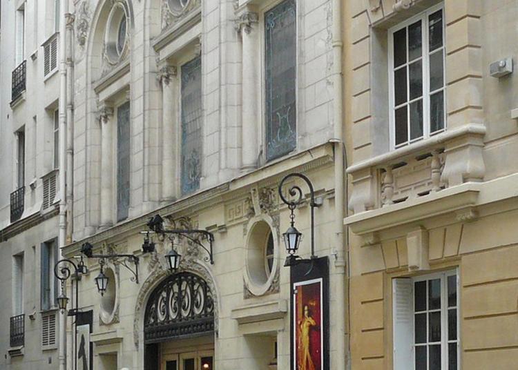 Visite Commentée Du Théâtre De L'oeuvre à Paris 9ème