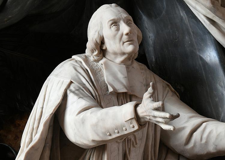Visite Commentée Du Tombeau Du Curé Jean-baptiste Languet à Paris 6ème