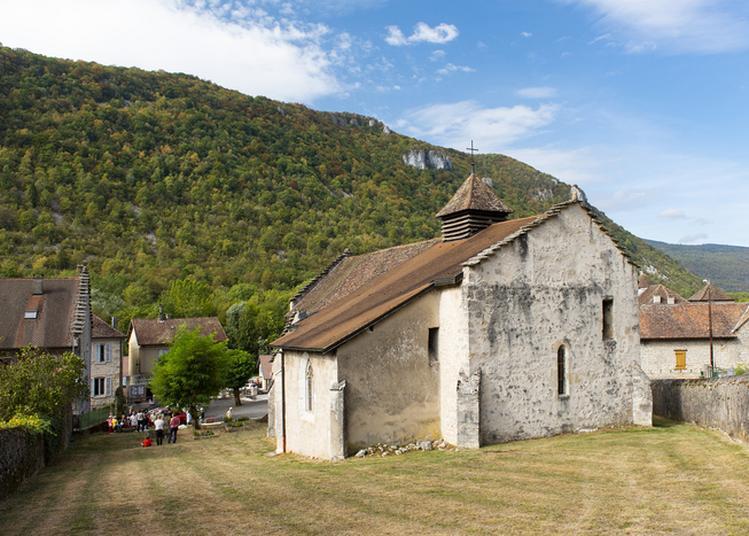 Visite Commentée Du Vieux Village De Rossillon