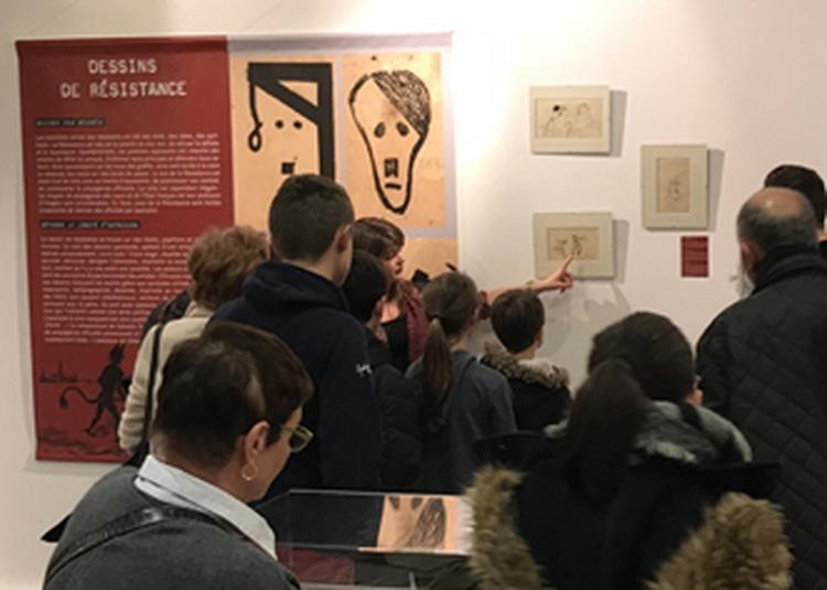 Visite commentée - Exposition Humour interdit à Thouars