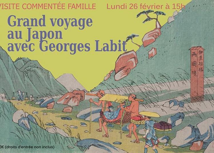 Visite commentée famille : Grand voyage au Japon à Toulouse