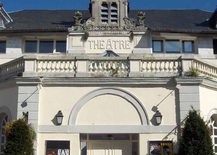 Visite Commentée, Histoire Et Coulisses Du Théâtre De Montreuil-sur-mer