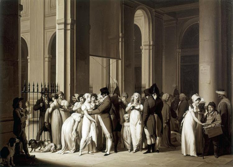 Visite Commentée La Prostitution Au Palais-royal à Paris 1er
