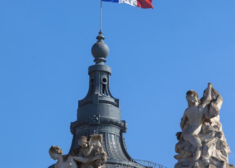 Visite Commentée : Le Grand Palais Du Xxie Siècle à Paris 8ème