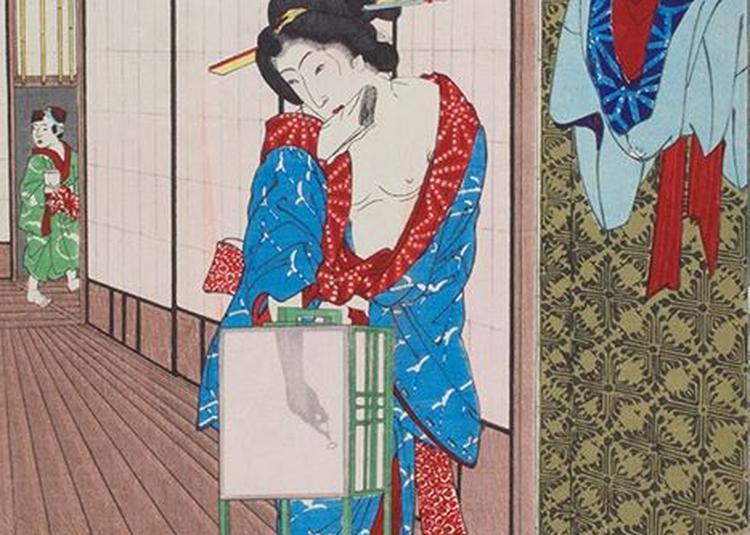 Visite commentée : Le Japon intime à l'époque Edo (1603-1868) à Toulouse