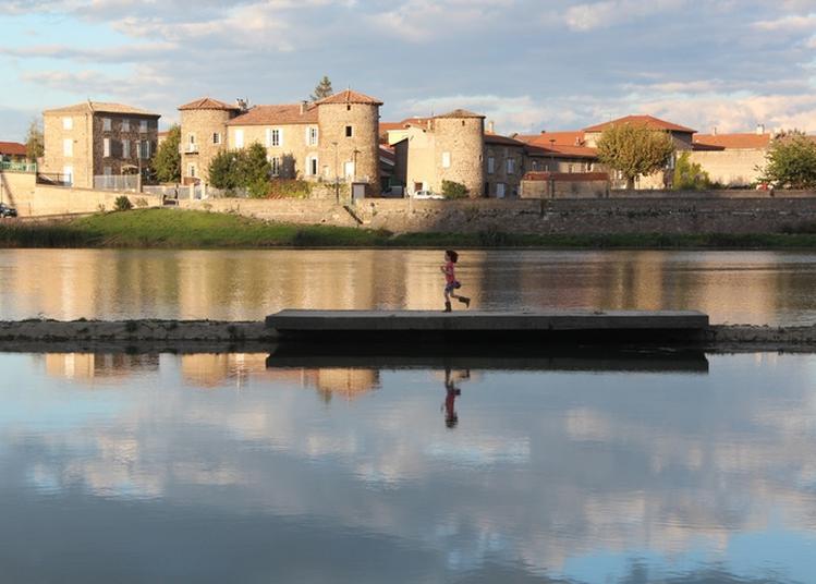 Visite Commentée Le Long Du Rhône à Sablons