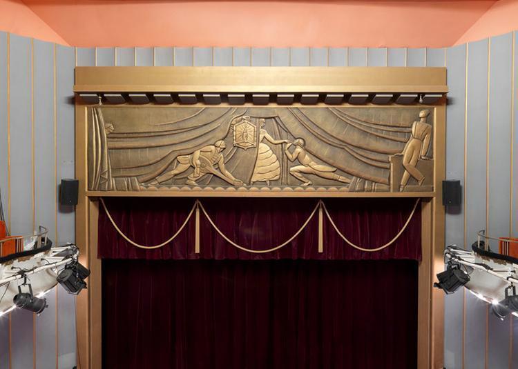 Visite Commentée Le Théâtre De La Michodière : Fleuron De L'art Déco à Paris 2ème