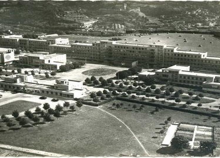 Visite Commentée Les 80 Ans Du Centre Hospitalier De Vienne.