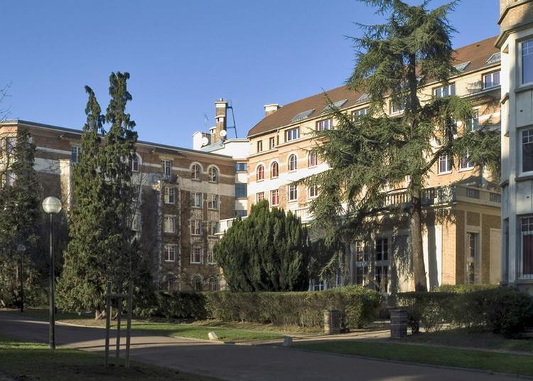 Visite Commentée Les Secrets De La Fondation Des États-unis à Paris 14ème
