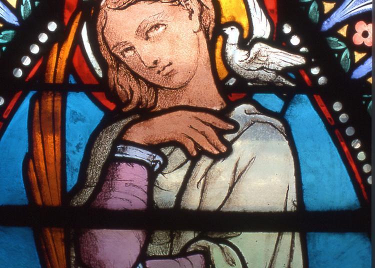 Visite Commentée  Les Vitraux De La Basilique De Fourvière. à Lyon