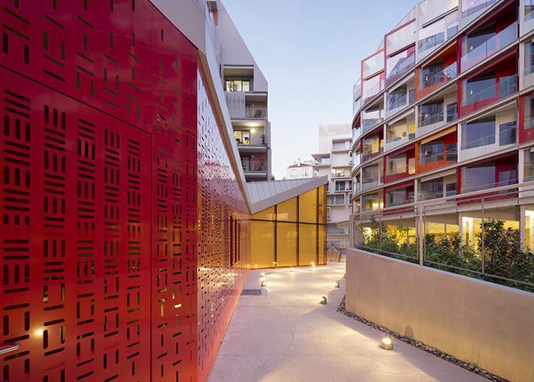 Visite Commentée Maison Ozanam, Une Aventure Architecturale Et Humaine Au Coeur De La Zac Clichy-batignolles à Paris 17ème