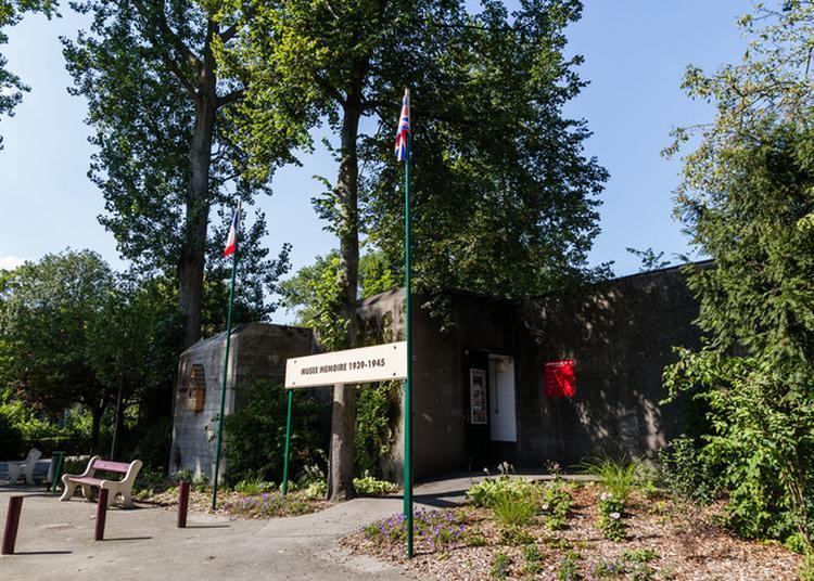 Visite Commentée Musée De Mémoire 1939/1945 à Calais