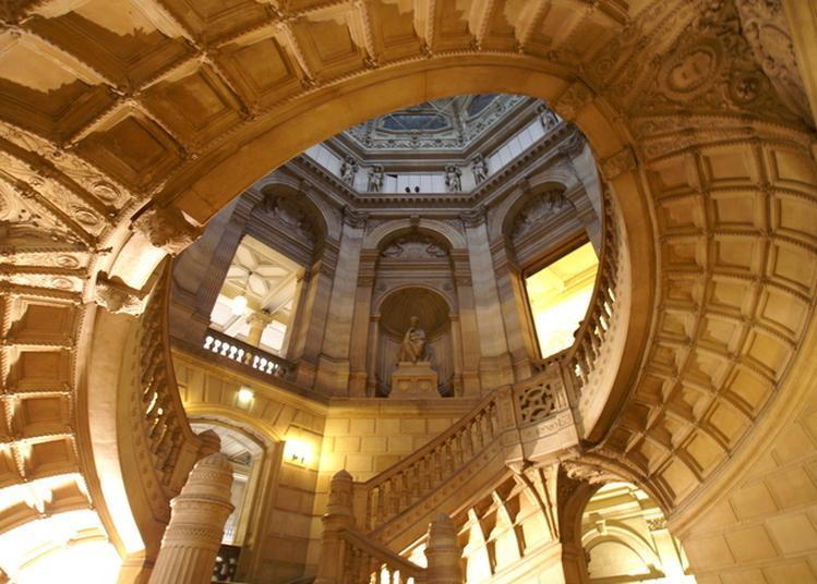 Visite Commentée Par Des Juges Conférenciers à Paris 4ème