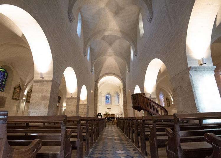 Visite Commentée Par Le Groupe D'histoire Locale à La Chapelle saint Mesmin