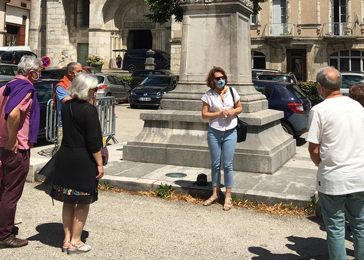 Visite Commentée Pont D'ain Sous L'occupation à Nantua