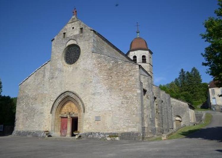 Visite Commentée : Premiers Résultats Du Sondage à L'emplacement De L'avant-nef De L'église Abbatiale De Gigny (jura)