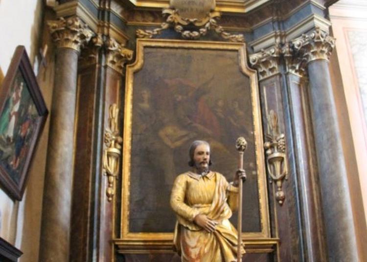 Visite Commentée : Présentation Des Travaux De Restauration De La Chapelle Saint-joseph. à Albertville