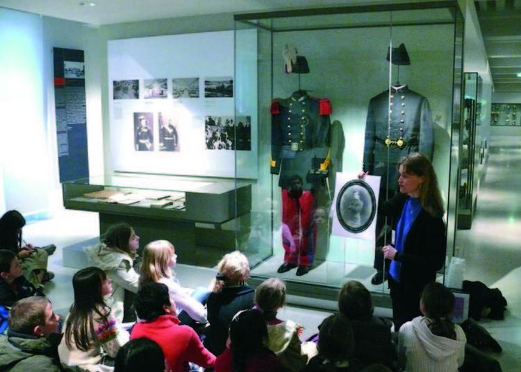 Visite Commentée Sur Les Pas D'un Jeune Héros De La Ière Guerre Mondiale à Paris 7ème