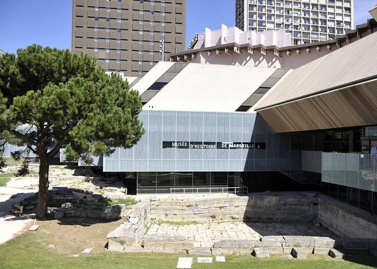 Visite commentées des collections permanentes à Marseille