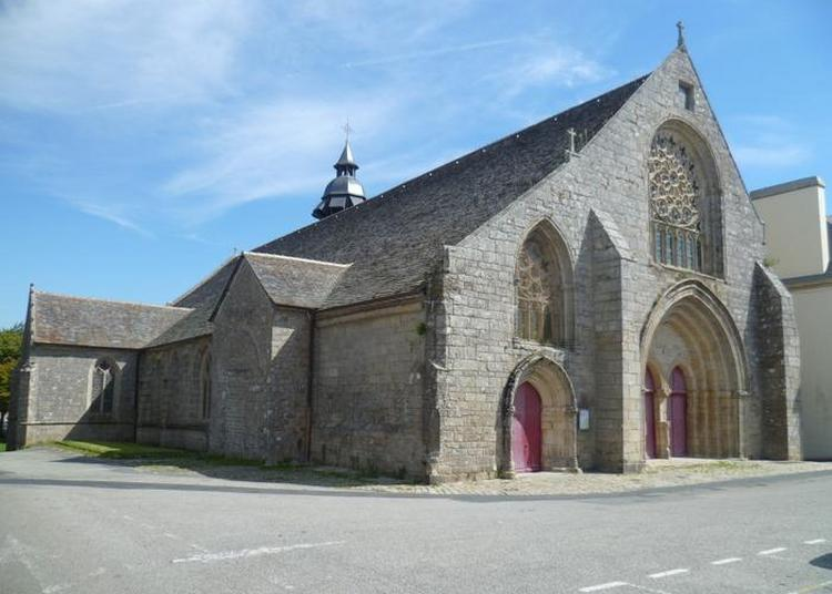 Visite Conférence De La Chapelle Sainte Anne / Eglise Notre-dame Des Carmes à Pont l'Abbe