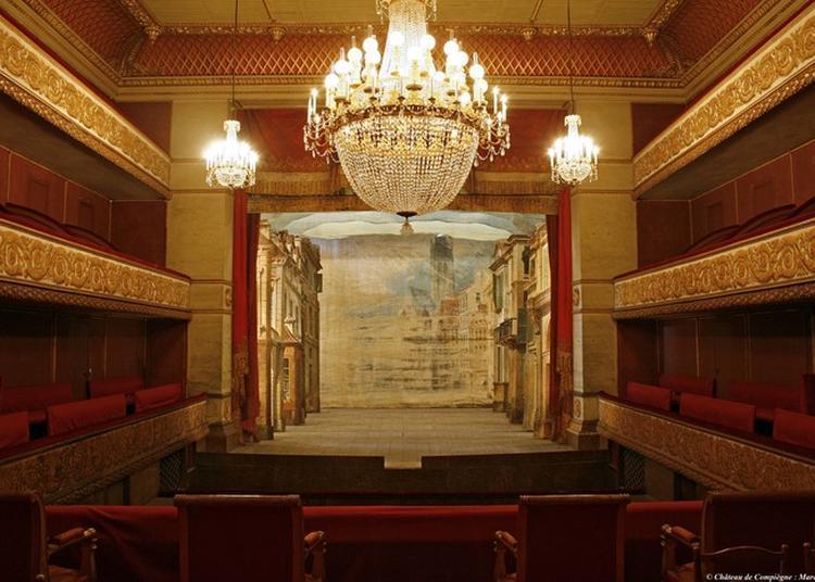 Visite Conférence Du Théâtre Louis-philippe à Compiegne