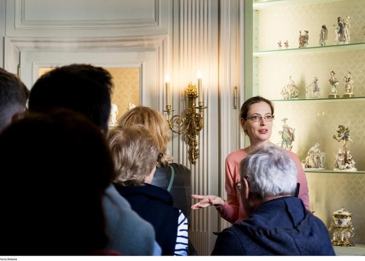 Visite-conférence - L'art De Vivre Au Siècle Des Lumières à Paris 3ème