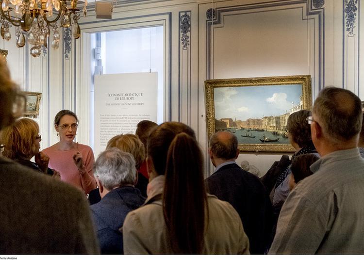 Visite-conférence - Les Lumières En Partage à Paris 3ème