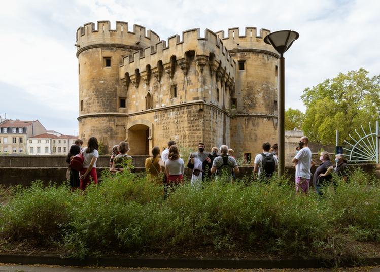 Visite Contée De La Porte Des Allemands à Metz