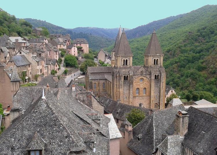 Visite Contée Du Village De Conques à Villefranche de Rouergue