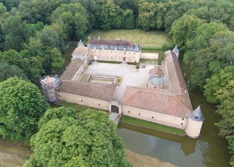 Visite Contée Et Animations Au Château De Braux-sainte-cohière à Braux sainte Cohiere