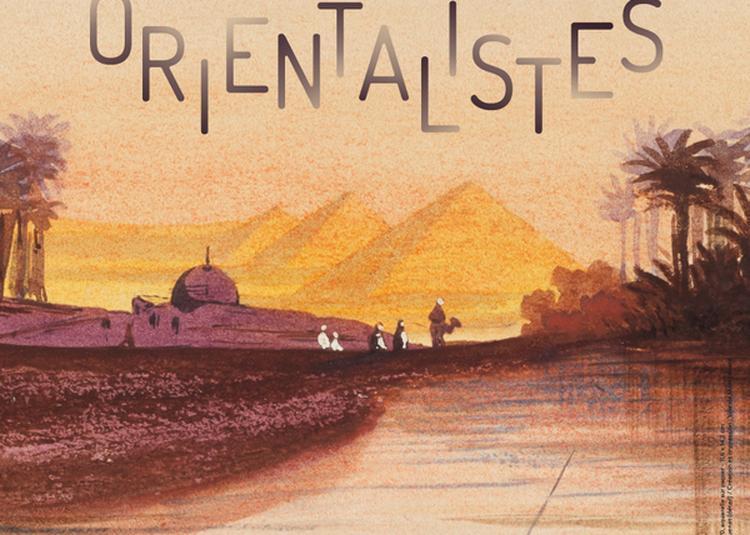 Visite Coommentée De L'exposition Fascinations Orientalistes à Montbeliard