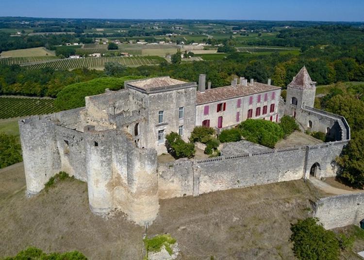 Visite D'un Authentique Château Médiéval à Arbis