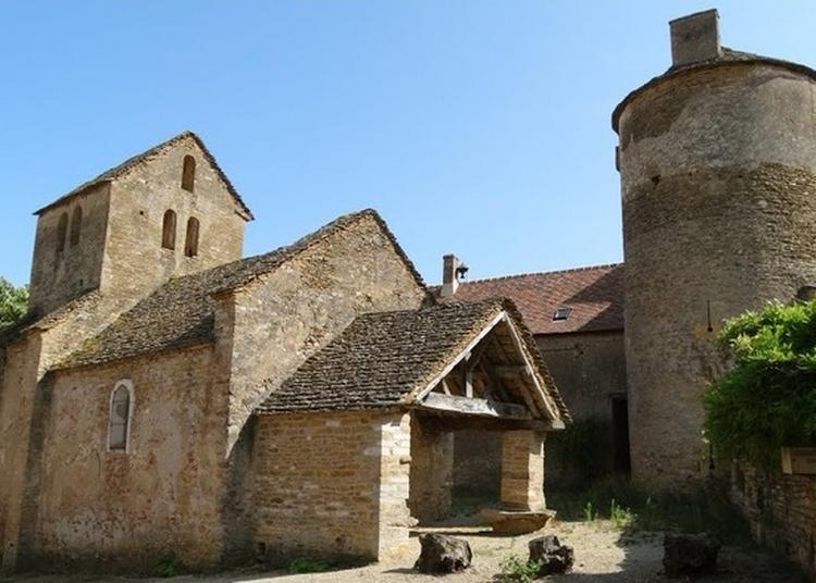 Visite D'un Hameau Moyenâgeux De Bonnay : Besanceuil à Salornay sur Guye