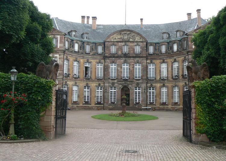 Visite D'un Hôtel Particulier Du Xviiie Siècle à Strasbourg