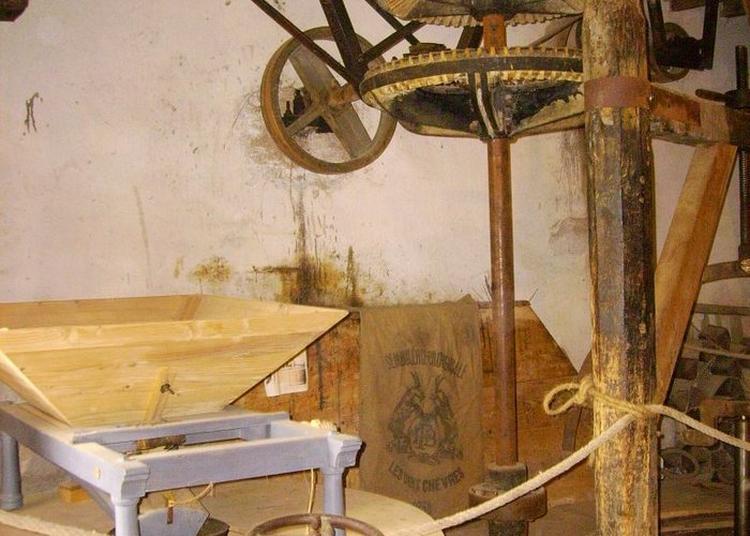 Visite D'un Moulin à Farine à Chirens