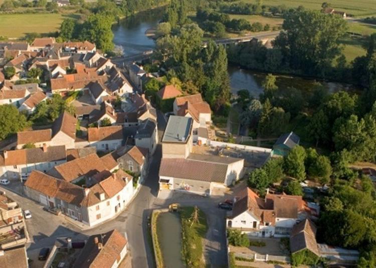 Visite D'un Tiers-lieu En Milieu Rural à Lesigny