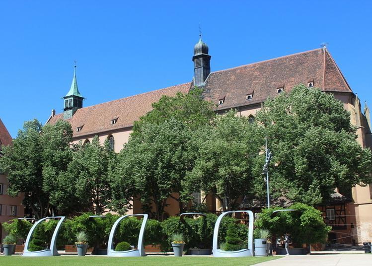 Visite D'une Ancienne église Franciscaine à Colmar