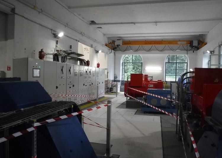 Visite D'une Centrale Hydroélectrique Alpes Hydro à Montsapey