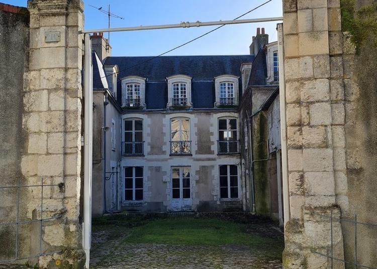 Visite D'une Demeure Bourgeoise Et De Ses Caves à Blois