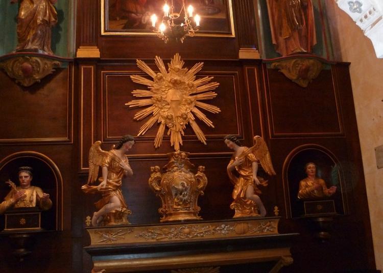Visite D'une église Du Xie Siècle Remaniée Au Fil Du Temps à Lupersat