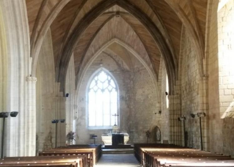 Visite D'une église Du Xiie Siècle à Ardin
