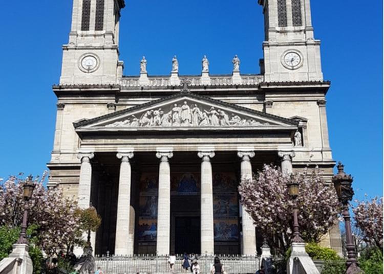Visite D'une église Typique De La 1ère Moitié Du Xixe Siècle à Paris 10ème
