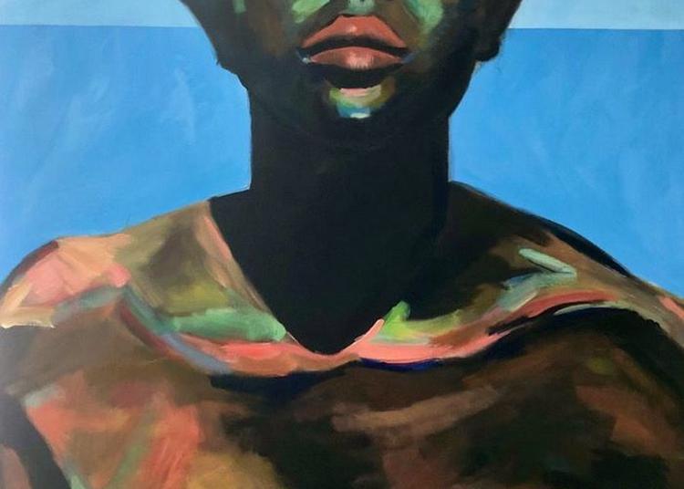 Visite D'une Exposition D'artiste à Pointe Noire