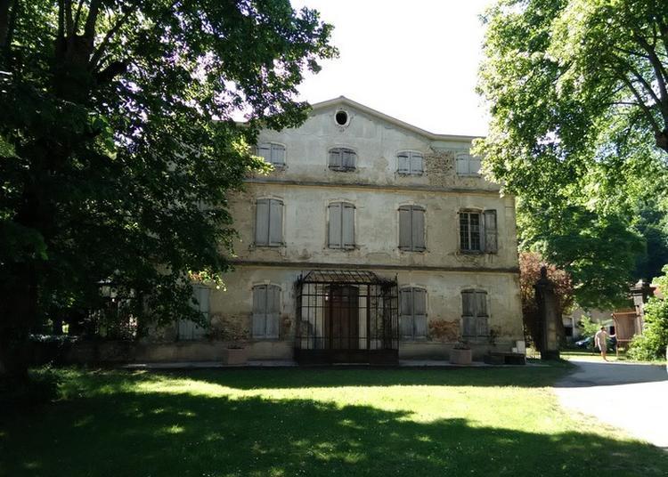 Visite D'une Maison Bourgeoise Du 19°siècle à Champier