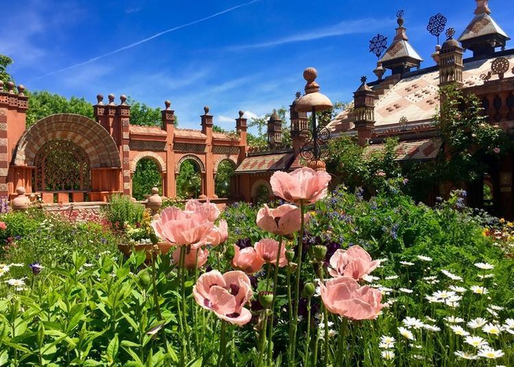 Visite De Jardins à Vaulx