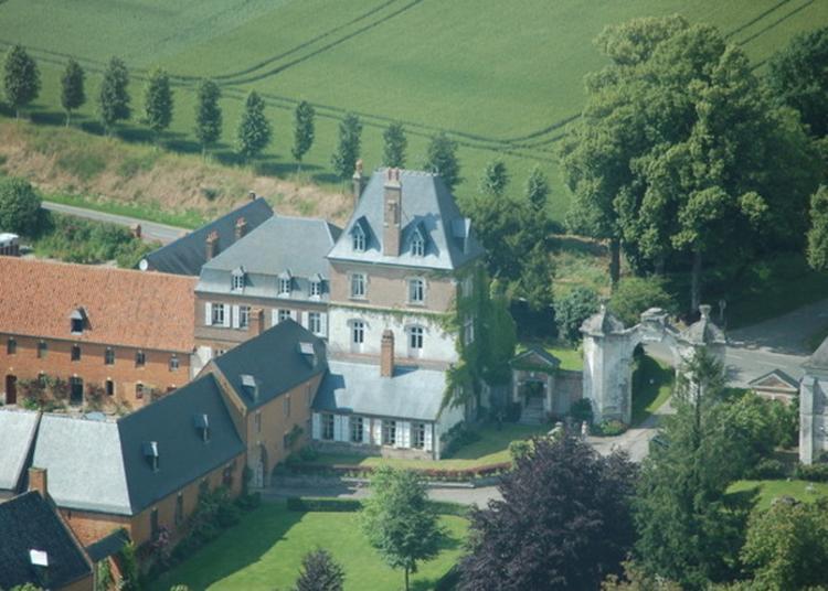 Visite De L'abbaye Dommartin Et De Ses Jardins à Tortefontaine