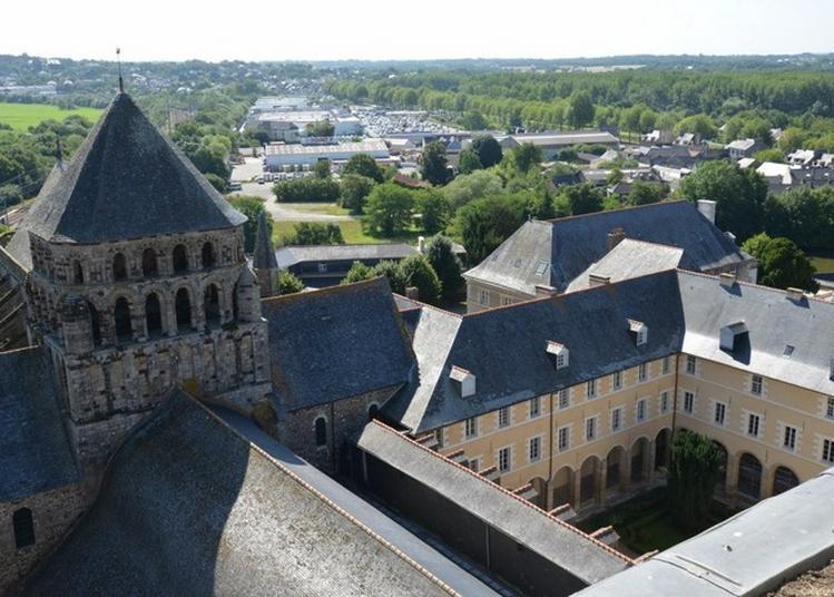 Visite De L'abbaye Saint Sauveur à Redon