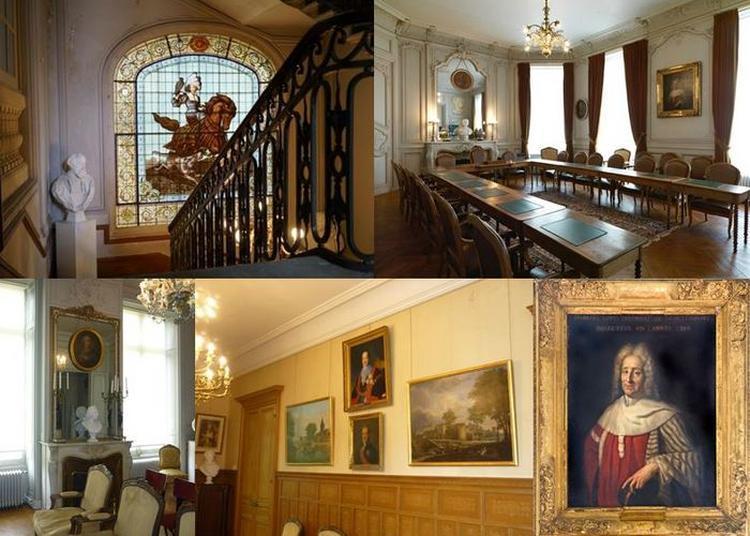 Visite De L'académie Nationale Des Sciences, Belles-lettres Et Arts De Bordeaux